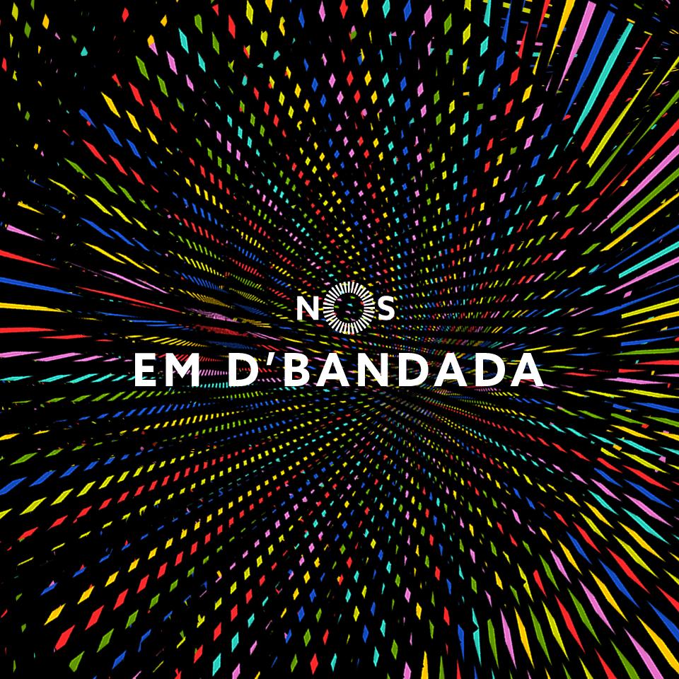 NOS em D'Bandada 2014